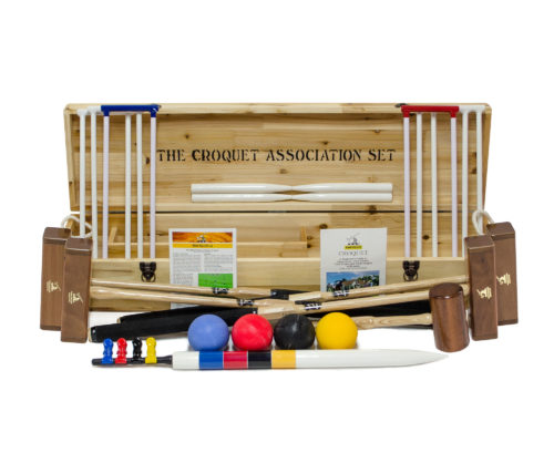 The Croquet Association Set