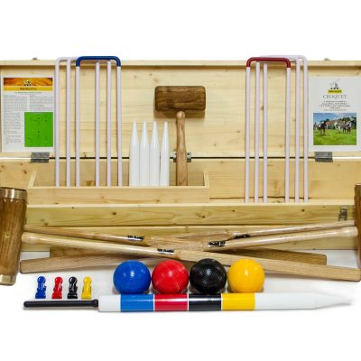 Hurlingham Croquet Set (4 Player)