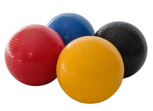 Match croquet balls