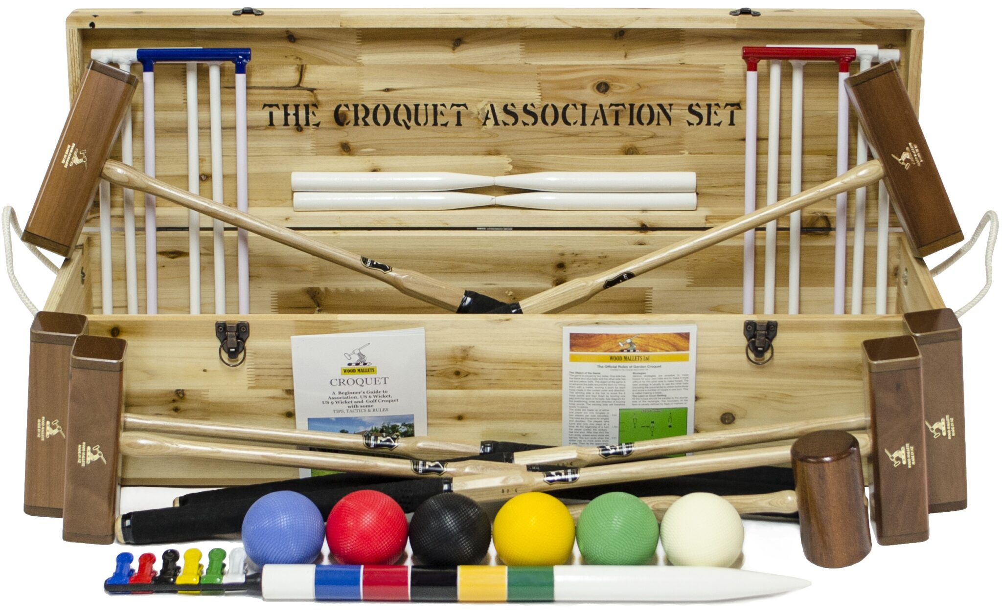 Croquet Sets Quality Wooden George
