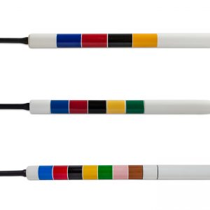 Croquet Centre Pegs (4, 6 or 8 Colours)