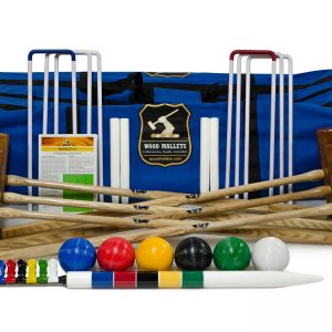 Garden Croquet Set (6 Player)