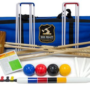 Garden Croquet Set (4 Player)