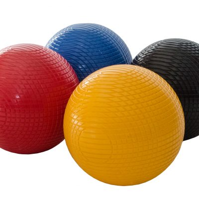 Garden Croquet Balls (Set of 4)