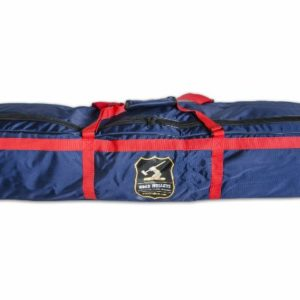 Polo mallet bag with wheels